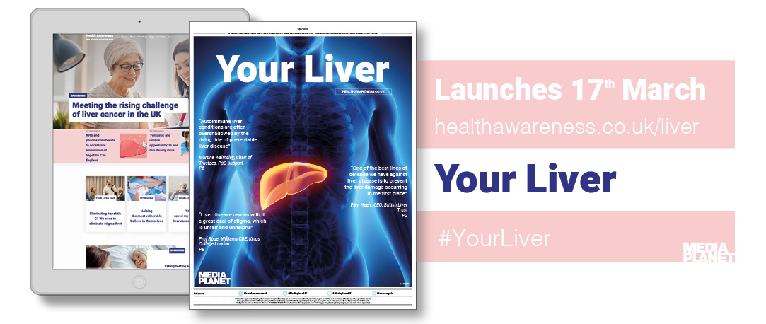 ILCA Featured On Health Awareness Your Liver Campaign 2020 Enclosed In The Guardian Newspaper