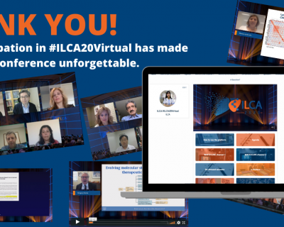 Thank you for attending #ILCA20Virtual!