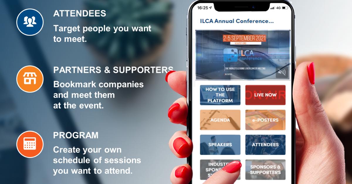 The #ILCA21 Platform is LIVE